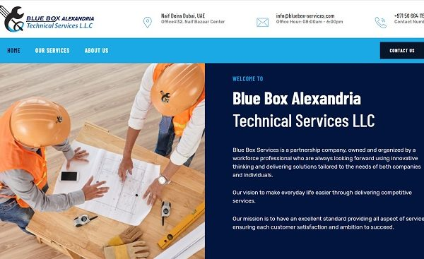 Blue Box Services