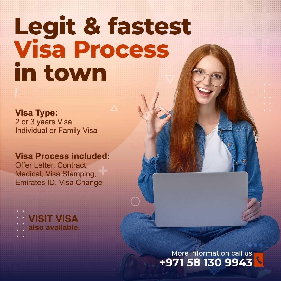 Visa Change