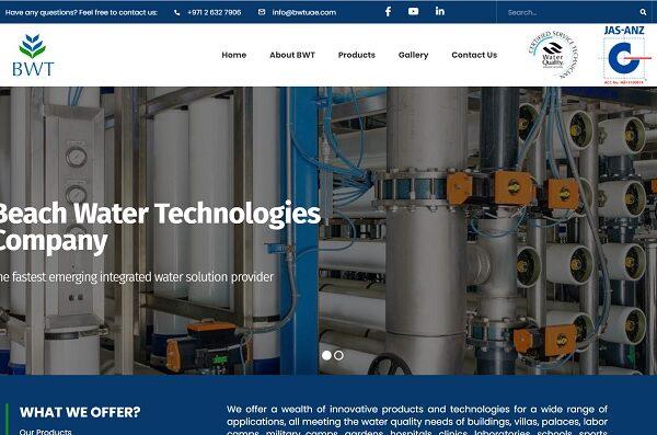 Beach Water Technologies Company