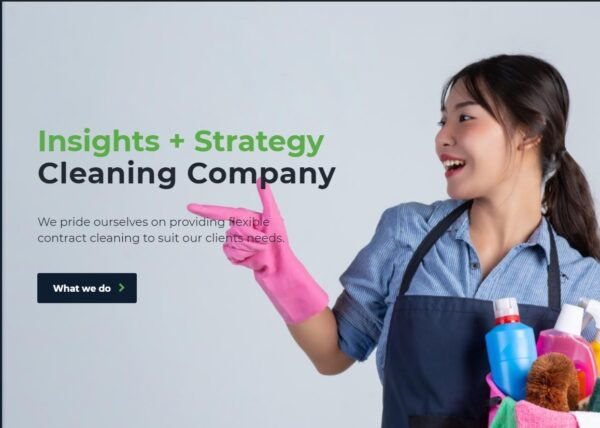 ME Building Cleaning Services